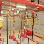 Instalações hidráulicas contra incêndio