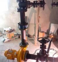 Instalação de sistemas de hidrantes